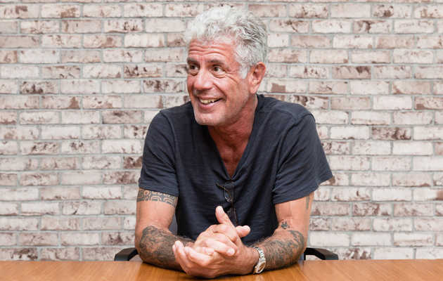 Anthony Bourdain Thinks Your Fancy Ketchup Is Total Bullshit