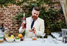 Master Bartender Ryan Casey Explains How to Create a Seasonal Cocktail
