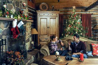 christmas under wraps
