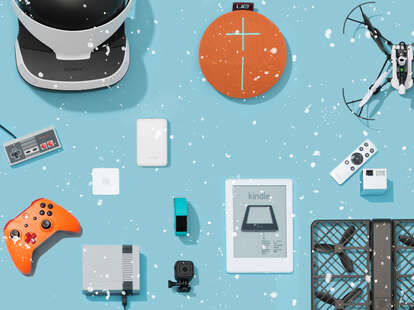 Assorted tech gifts