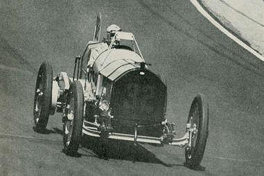 Ray Harroun's Indy 500 winning car