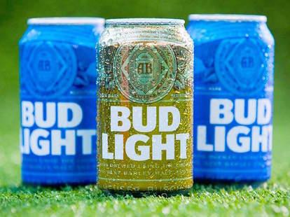 Golden Beer Can