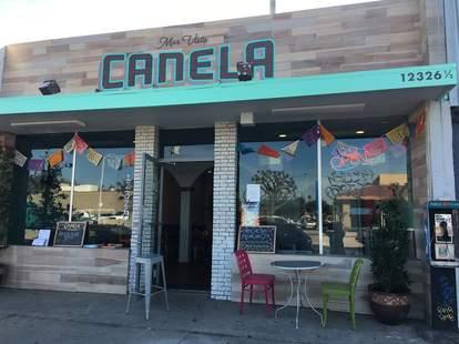Canela Cocina Latina Los Angeles