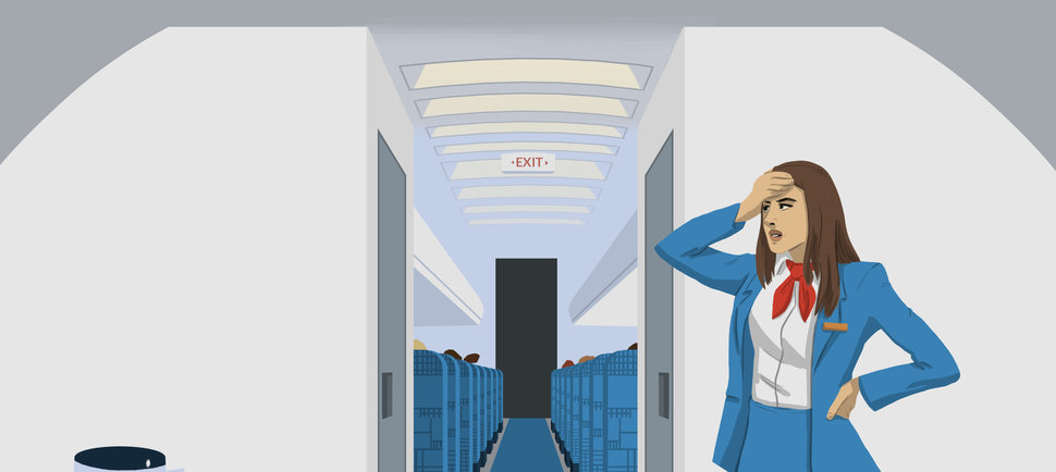 The Most Annoying Questions You Can Ask a Flight Attendant