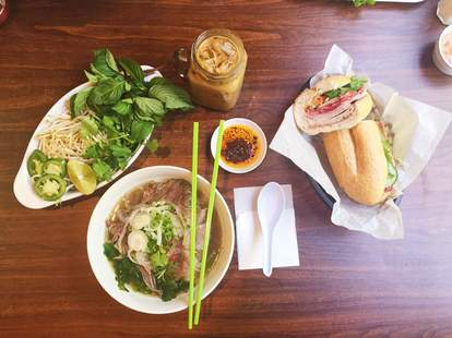Pho Hoa Restaurant Vietnamese New Orleans