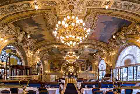 Restaurant Le Train Bleu Paris
