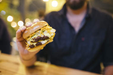 Mott Street Burger Chicago
