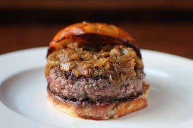 Owen & Engine Burger Chicago