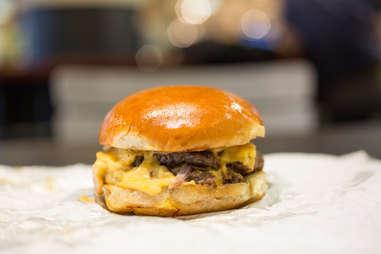 Holeman and Finch Burger Atlanta