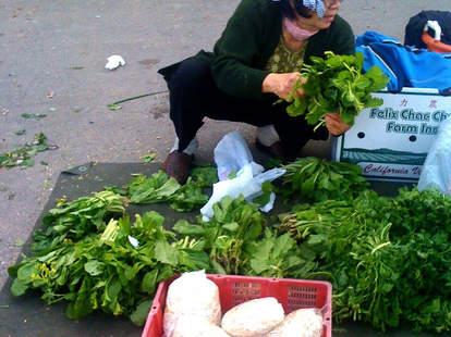 Vietnamese Farmers Market, New Orleans