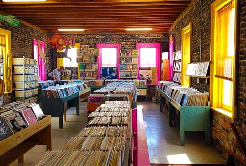 Euclid Records, New Orleans