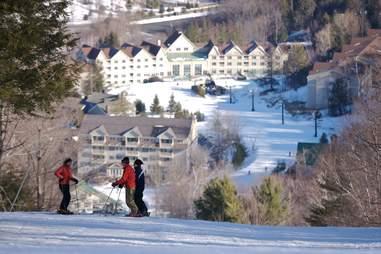 Jiminy Peak Skiing