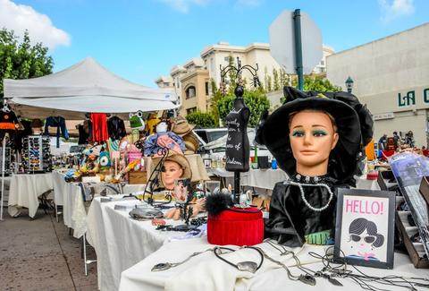 Torrance Antique Street Faire