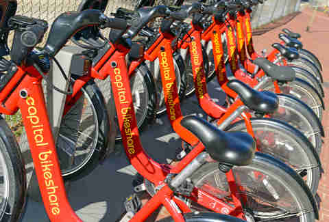 bikeshare in dc
