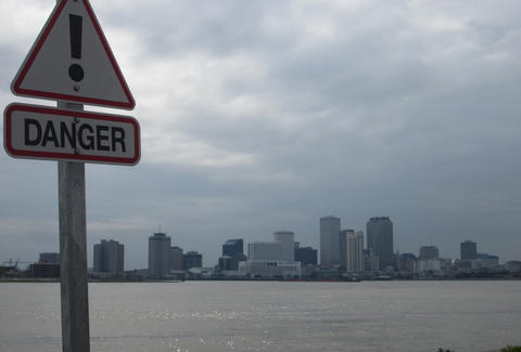 End of the World, New Orleans