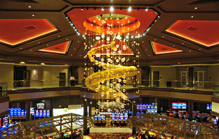 Inside Lucky Dragon The Newest Casino On The Las Vegas