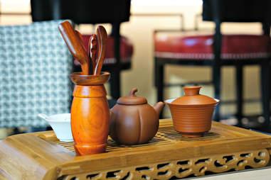 tea at lucky dragon