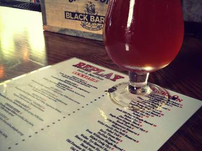 Replay Beer & Bourbon Lakeview