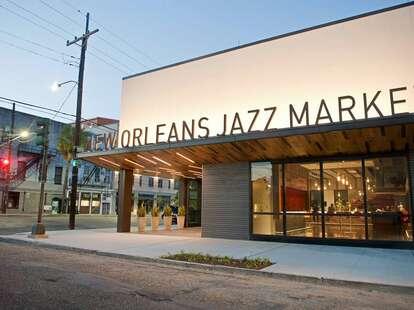 Jazz Market, New Orleans