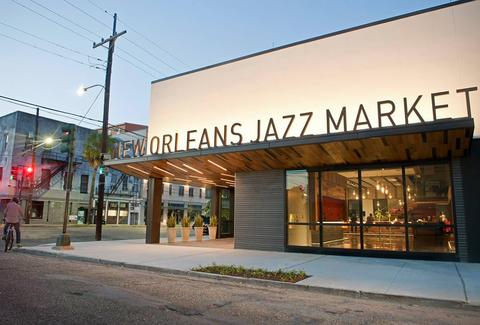 Jazz Market, New Orleans