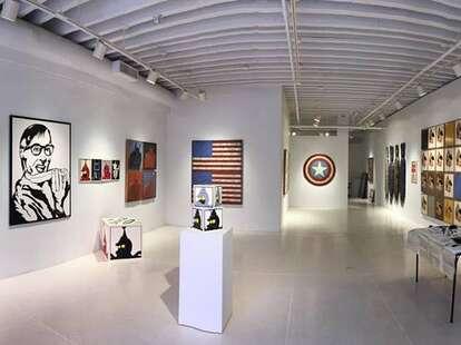 Boyd Satellite Gallery, New Orleans