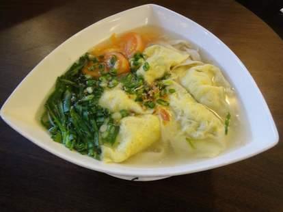 gourmet noodle bowl