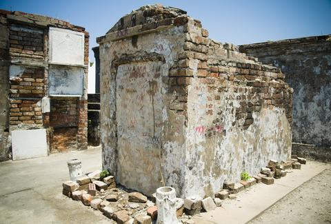 St Louis Cemetery No. 1, New Orleans