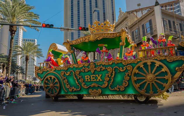 Everything You Absolutely Must Do in NOLA This Winter