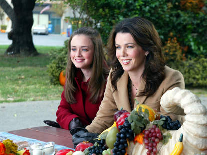 gilmore girls relationship with mom