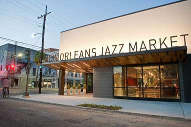 Peoples Health New Orleans Jazz Market