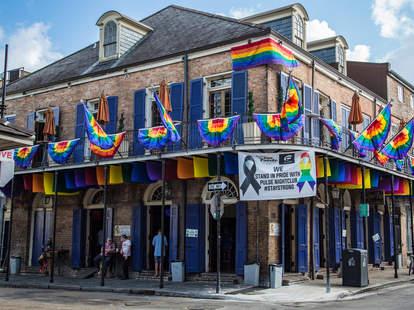 Bourbon Pub and Parade, New Orleans