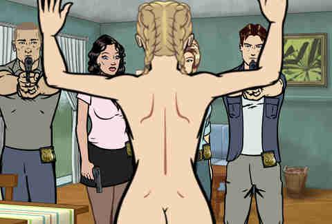 Big breasts caglioro cartoon network daughters johnny