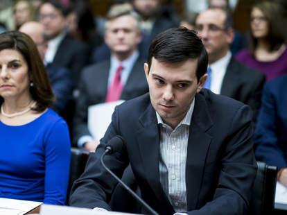 martin shkreli daraprim house oversight hearing on price increase