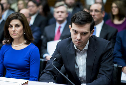 martin shkreli daraprim house oversight hearing on price increase