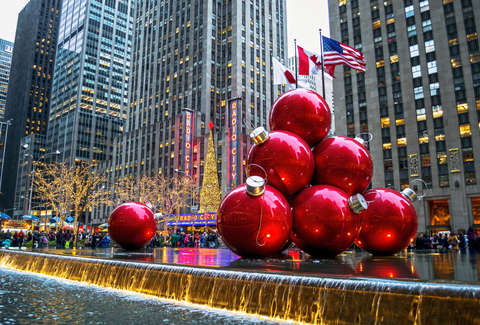 nyc festive - Best Christmas Decorations In Nyc