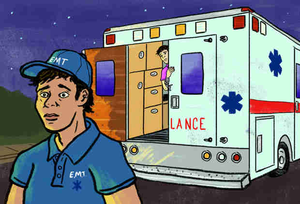 EMTs Reveal Their Most Memorable Work Stories, Making Yours Sound Really Boring