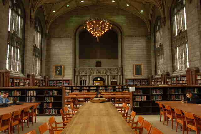 UChicago library