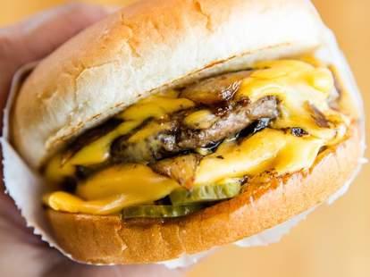 M Burger Chicago
