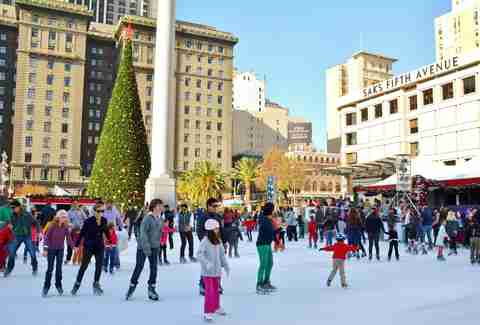 ice rink sf