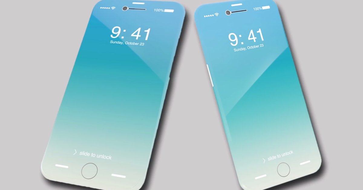 IPhone 8 Rumors Speculation Curved Screen Wireless Charging More