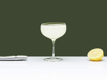 The Corpse Reviver #2 cocktail