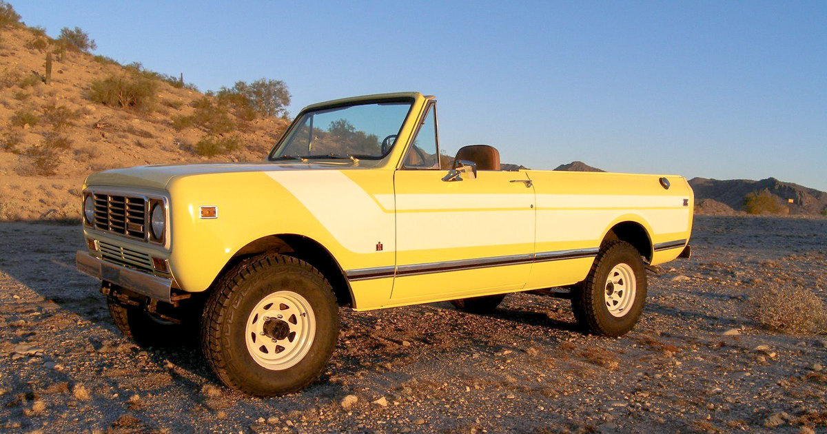 Classic 4x4 Trucks for Sale on eBay - Land Cruiser, Bronco, Defender ...