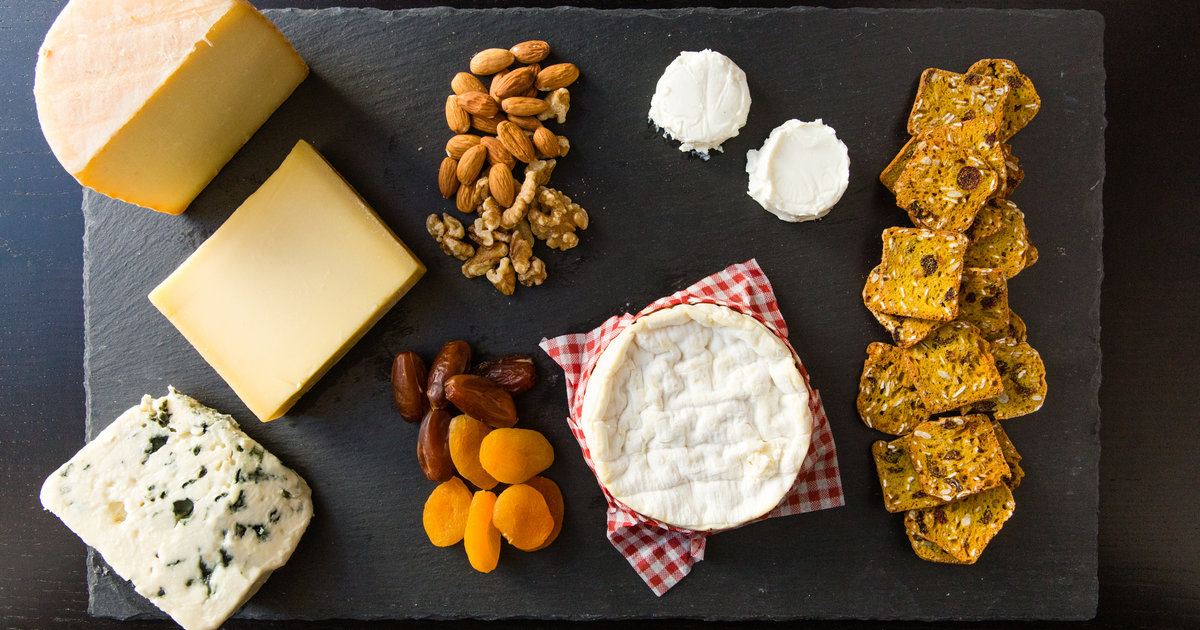 How to Make an Impressive Cheese Plate at Trader Joe's for $21