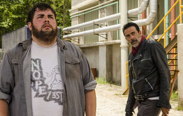 'The Walking Dead' Just Put Everyone in Position to Kill Negan