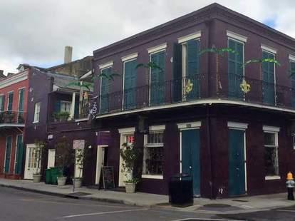 Golden Lantern, New Orleans