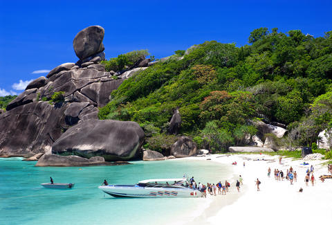 Similan islands, Phuket, Thailand