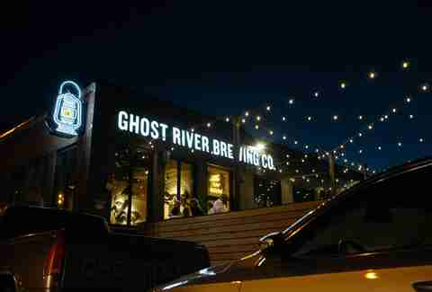 Ghost River Brewing Co.