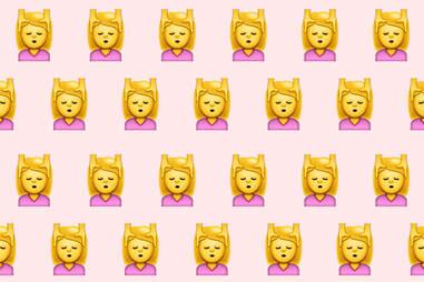 Passive aggressive emoji