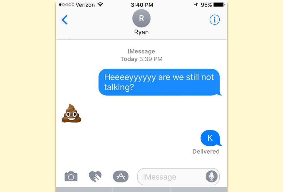 Most Passive Aggressive Emoji Meanings - Thrillist