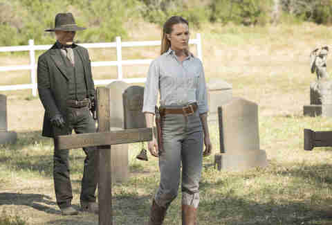 Everything We Already Know About 'Westworld' Season 2